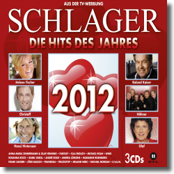 Cover: Schlager 2012 - Die Hits des Jahres - Various Artists