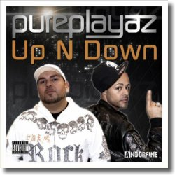 Cover: Pure Playaz - Up N Down