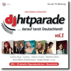 Cover: DJ-Hitparade Vol. 1 2012 - Various Artists