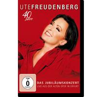 Cover: Ute Freudenberg - 40 Jahre - Das Jubiläumskonzert (Live)