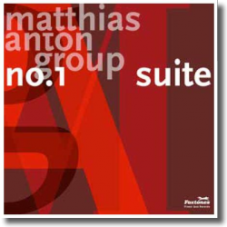 Cover: Matthias Anton Group - Suite No.1