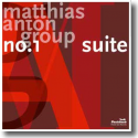 Cover:  Matthias Anton Group - Suite No.1