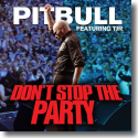 Cover:  Pitbull feat. TJR - Don't Stop The Party