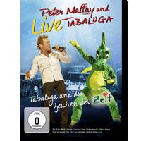 Cover: Peter Maffay - Tabaluga und die Zeichen der Zeit - Live