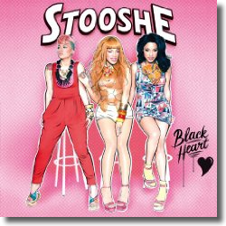 Cover: Stooshe - Black Heart
