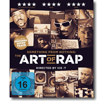 Cover: Something From Nothing: The Art Of Rap - Directed By Ice-T