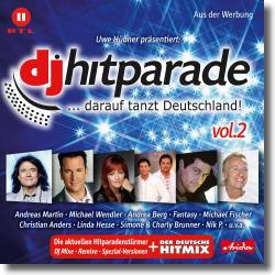 Cover: DJ-Hitparade Vol. 2 - Various Artists
