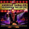 Cover:  Andreas Gabalier - Volksrock'n'Roller - Live