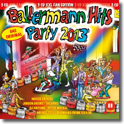 Cover: Ballermann Hits Party 2013 - Various Artists