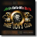 Cover:  Three Lion's Club - Bella Italia Mix 2k13