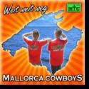 Cover:  Mallorca Cowboys - Weit weit weg