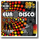 Cover:  80's Revolution - Euro Disco Vol. 2 - Various Artists