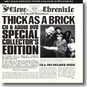 Cover:  Jethro Tull - Thick As A Brick - 40th Anniversary Edition