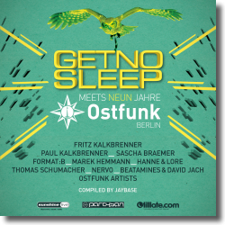 Cover: Get No Sleep meets Ostfunk Berlin - Various Artists