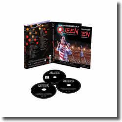 Cover: Queen - Hungarian Rhapsody: Live in Budapest