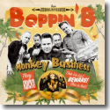 Cover:  Boppin' B - Monkey Business