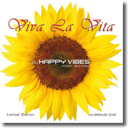 Cover: DJ Happy Vibes feat. Jazzmin - Viva La Vita