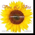 Cover:  DJ Happy Vibes feat. Jazzmin - Viva La Vita