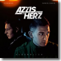 Cover:  Azzis mit Herz - Augenblick