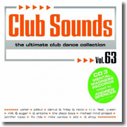 Cover: Club Sounds Vol. 63 - Various Artists