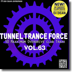 Cover: Tunnel Trance Force Vol. 63 - Various Artists