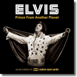 Cover: Elvis Presley - Prince From Another Planet