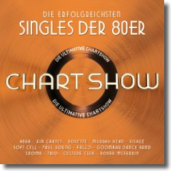 Cover: Die ultimative Chartshow - Singles der 80er - Various Artists