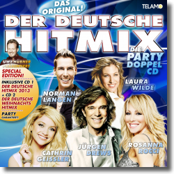 Cover: Der Deutsche Hitmix - die Party 2013 - Various Artists