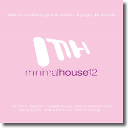 Cover: Minimal House 12 - Various Artists