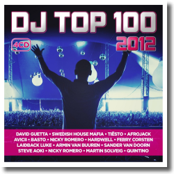 Cover: DJ TOP 100 2012 - Various Artists