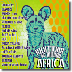 Cover: Rhythms Del Mundo - Afrika - Various Artists