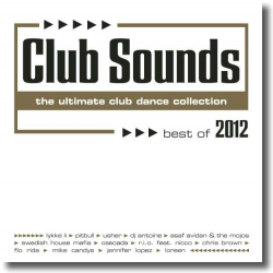 Cover: Club Sounds - Best Of 2012 - Various Artists