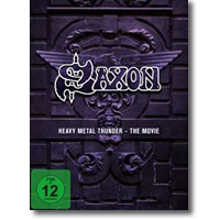 Cover: Saxon - Heavy Metal Thunder-The Movie