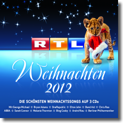 Cover: RTL Weihnachten 2012 - Various Artists