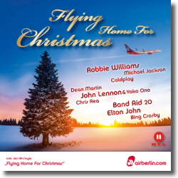 Cover: Flying Home For Christmas - Various Artists