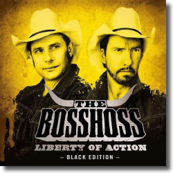 Cover: The BossHoss - Liberty Of Action - Black Edition