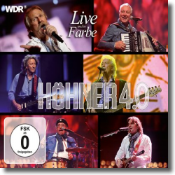 Cover: Höhner - Die Höhner 4.0 – Live und in Farbe