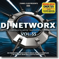 Cover: DJ Networx Vol. 55 - Various Artists
