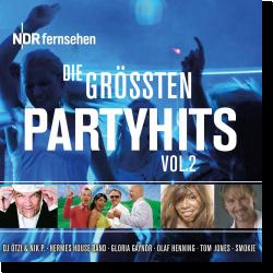 Cover: NDR - die größten Partyhits Vol. 2 - Various Artists