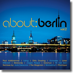Cover: about:berlin Vol. 2 - Various Artists