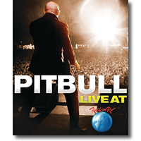 Cover: Pitbull - Live At Rock In Rio