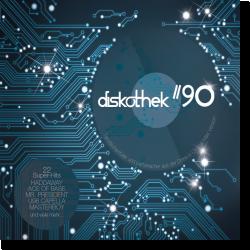 Cover: Diskothek90 - Various Artists