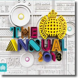 Cover: Ministry Of Sound - The Annual 2013 - Various Artists