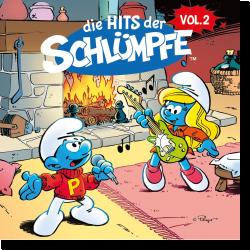 Cover: Die Hits der Schlümpfe Vol. 2 - Die Schlümpfe