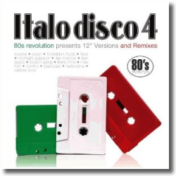 Cover: 80's Revolution Italo Disco Vol. 4 - Various Artists