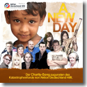 Cover:  Project A New Day - A New Day