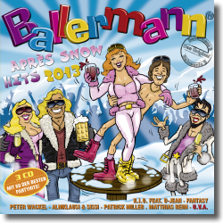 Cover: Ballermann Après Snow Hits 2013 - Various Artists