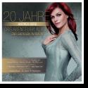 Cover:  Andrea Berg - 20 Jahre Andrea Berg - das Abenteuer Album zur großen TV-Show