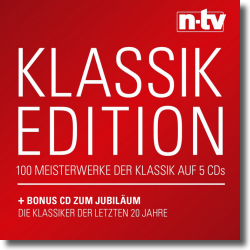 Cover: n-tv - Klassik Edition - Various Artists