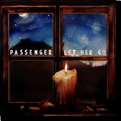 Cover: Passenger - Let Her Go